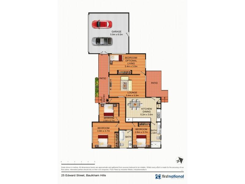 Baulkham Hills NSW 2153 Floorplan