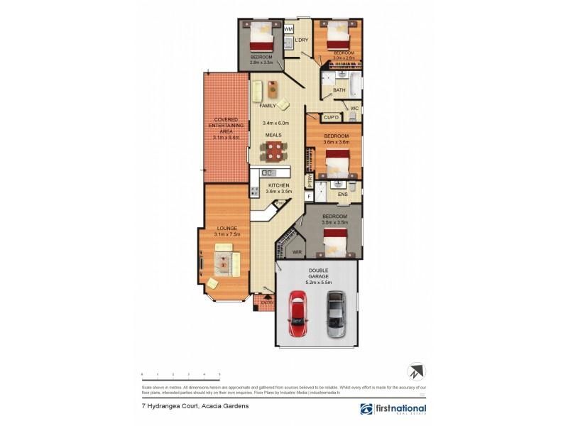 Acacia Gardens NSW 2763 Floorplan