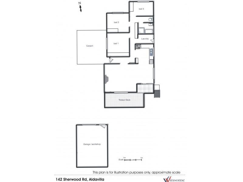 142 Sherwood Road, Aldavilla NSW 2440 Floorplan