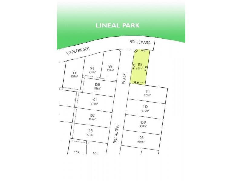 Lot 112, 28 Ripplebrook Boulevard, Narre Warren North VIC 3804