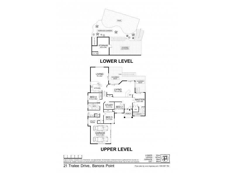 21 Tralee Drive, Banora Point NSW 2486 Floorplan