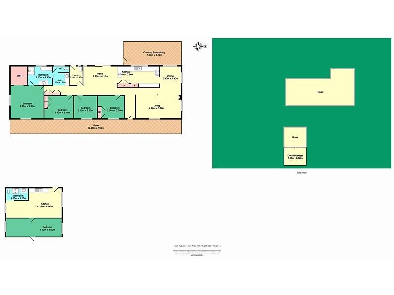 5 Greenview Cl, Ulladulla NSW 2539 Floorplan