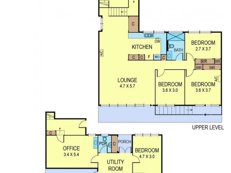 17 Graham Road, Viewbank VIC 3084 Floorplan