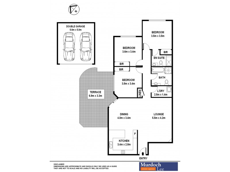 16/312-324 Windsor Road, Baulkham Hills NSW 2153 Floorplan