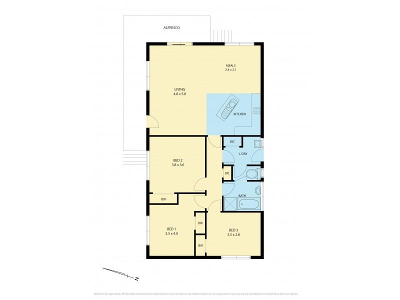 33 Strathmore Drive, Jan Juc VIC 3228 Floorplan