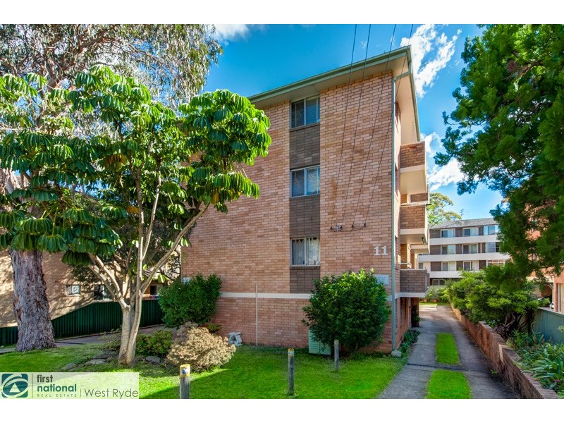 2/11 Riverview Street, West Ryde NSW 2114