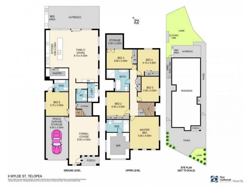 29 Wylde Street, Telopea NSW 2117 Floorplan