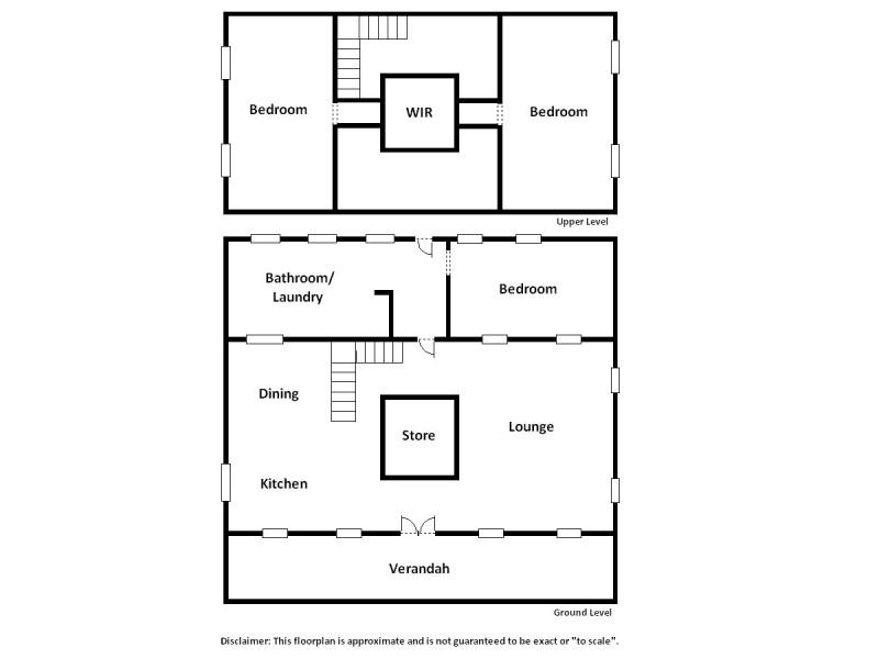 12 Stephen Street, Haddon VIC 3351 Floorplan