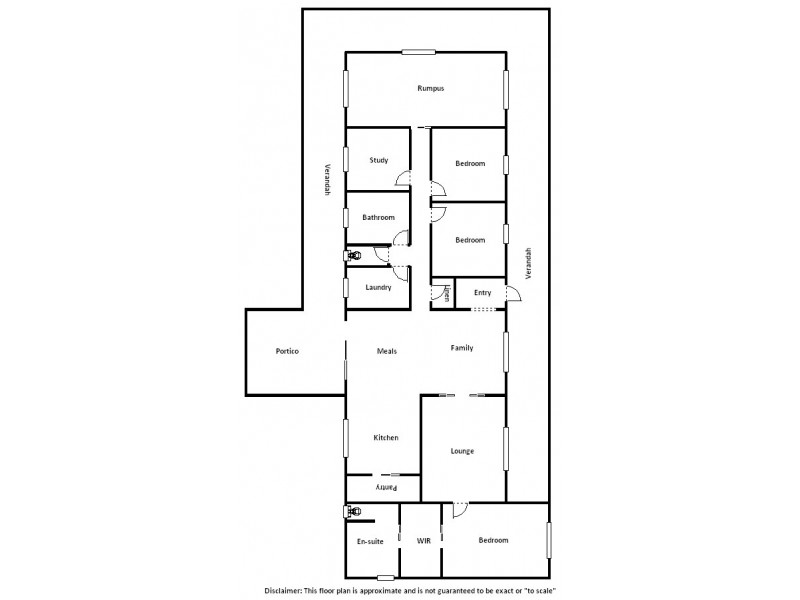 16 Bothe Place, Haddon VIC 3351 Floorplan