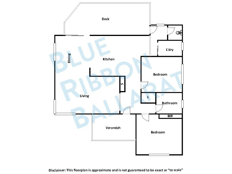 15 Foster Street, Ballarat VIC 3350 Floorplan