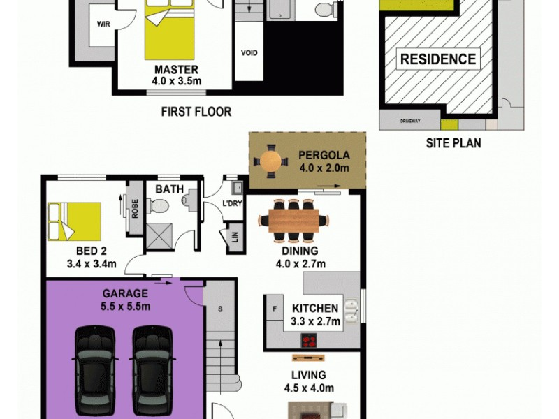 4/67-69 Railway Street, Baulkham Hills NSW 2153 Floorplan
