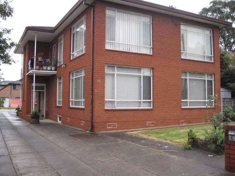 2/12 Lidbury Street *APP*, Berala NSW 2141