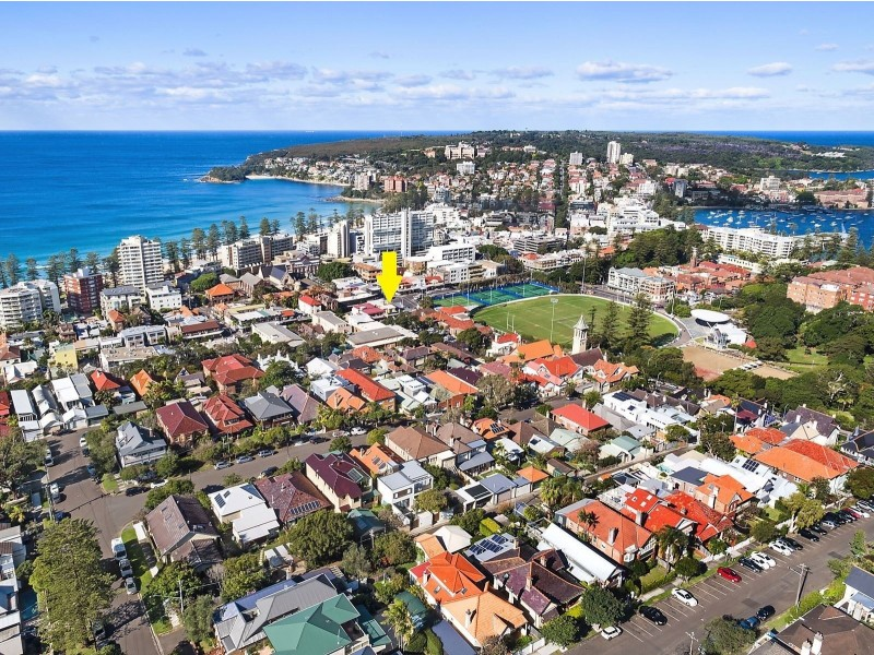 18/7-9 Pittwater Road, Manly NSW 2095