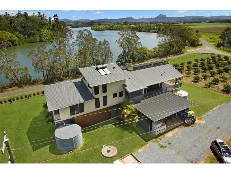 Lot 8 McAuleys Road 'Tweed Valley', Tumbulgum NSW 2490