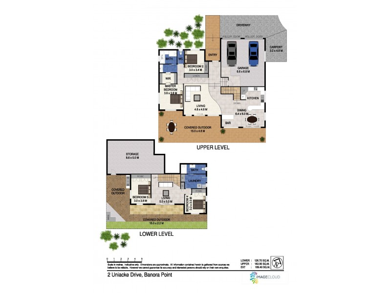 2 Uniacke Drive, Banora Point NSW 2486 Floorplan