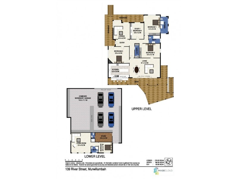 139 River Street, Murwillumbah NSW 2484 Floorplan