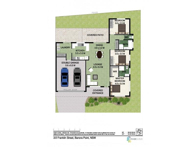 2/2 Franklin Street, Banora Point NSW 2486 Floorplan