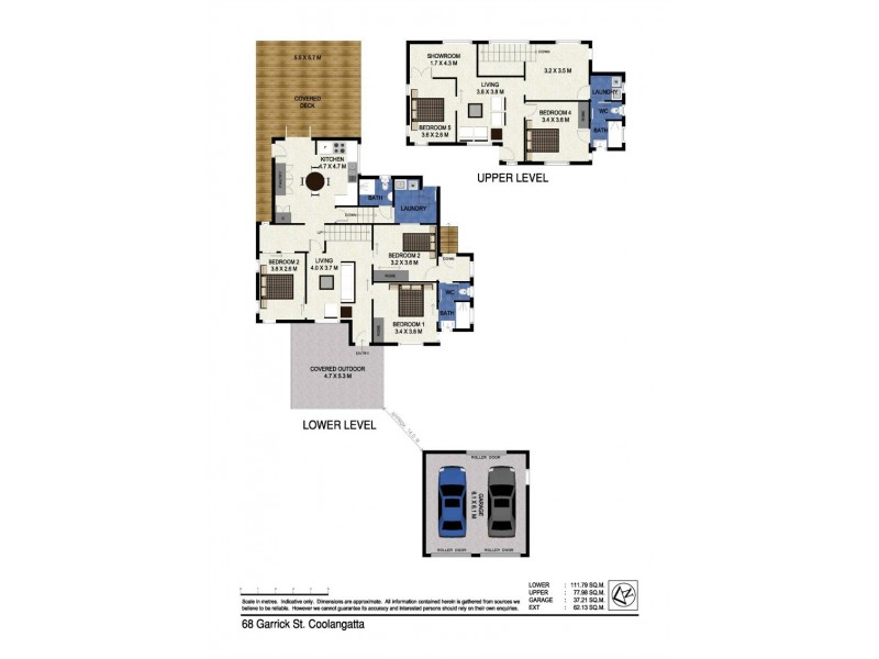 68 Garrick Street, Coolangatta QLD 4225 Floorplan