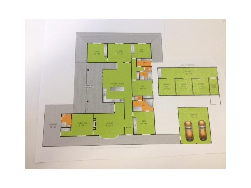 40 Malpas Drive, Wallington VIC 3221 Floorplan