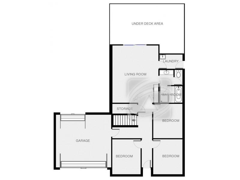3 Lyddon Road, Carrickalinga SA 5204 Floorplan
