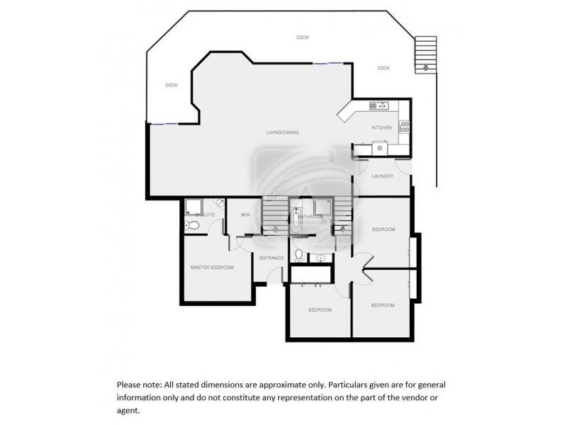 7 Stacey Drive, Carrickalinga SA 5204 Floorplan