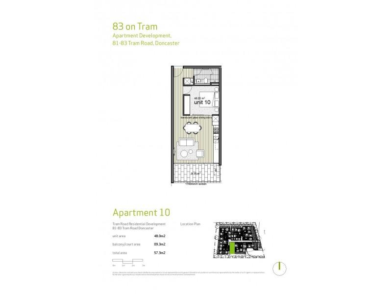 1-33/81-83 Tram Road, Doncaster VIC 3108 Floorplan