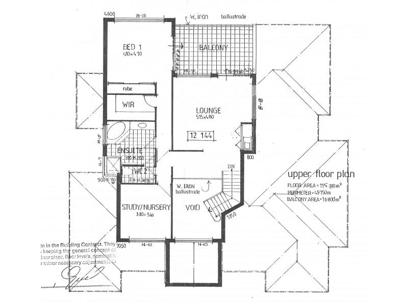 185 Lockhart Street, Como WA 6152 Floorplan