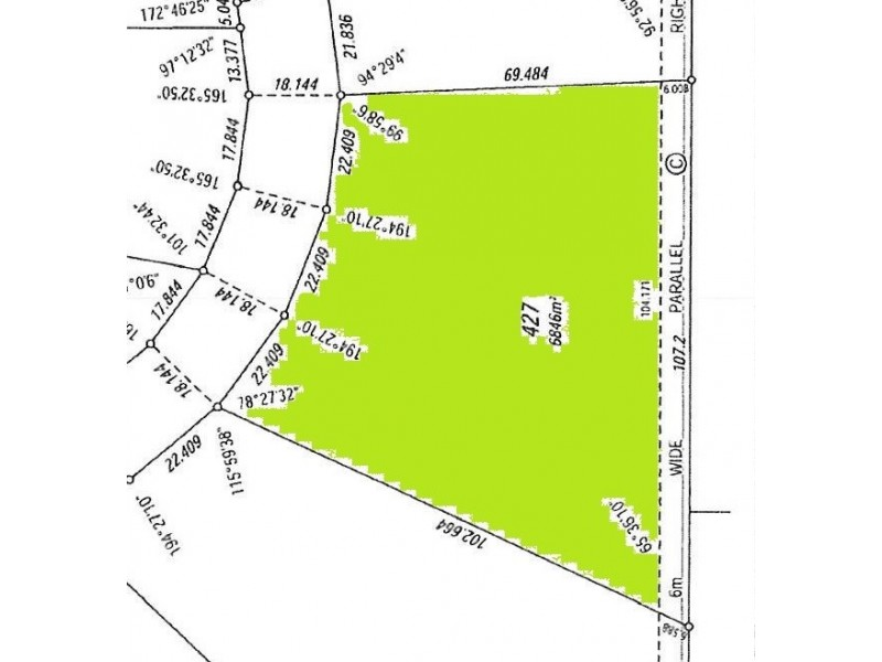 LOT 427 Okapa Rise, Dunsborough WA 6281