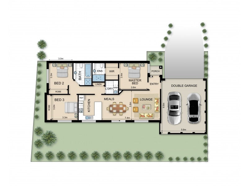 Bayswater North VIC 3153 Floorplan