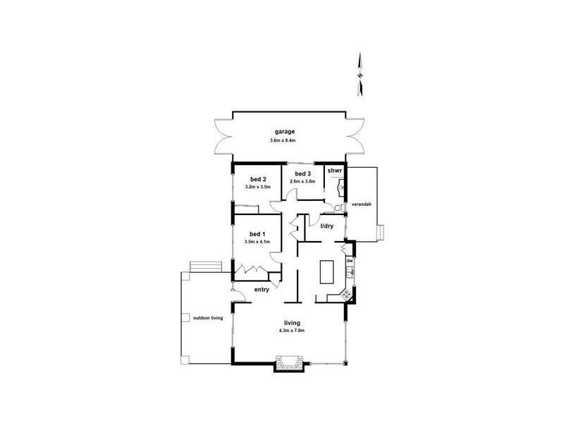 275 Bayswater Road, Bayswater North VIC 3153 Floorplan