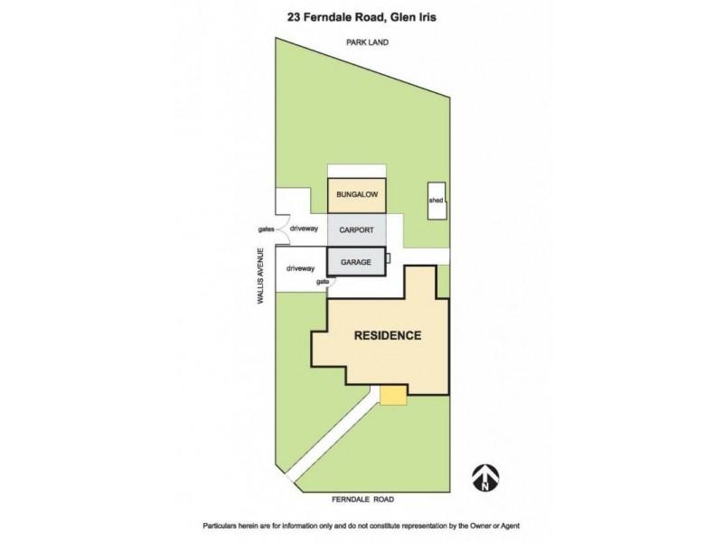 23 & 25 Ferndale Road, Glen Iris VIC 3146