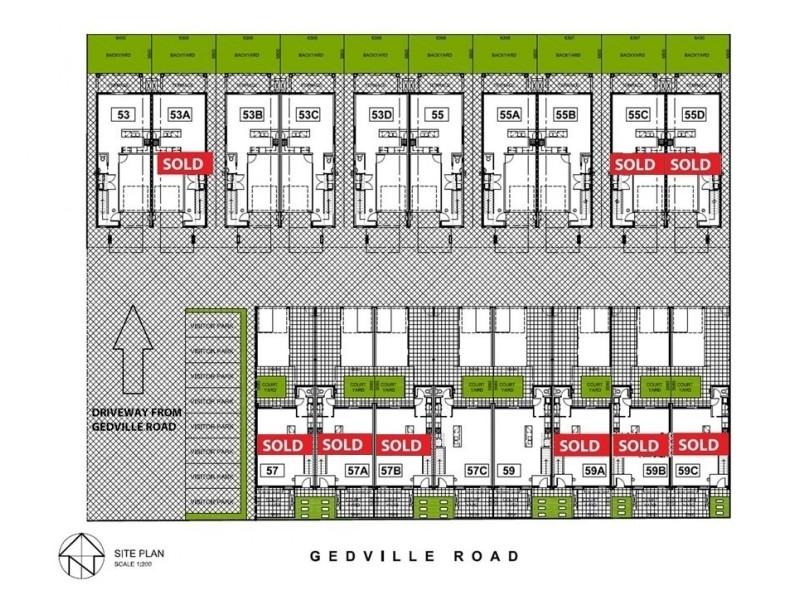 51 – 61 Gedville Road, Taperoo SA 5017 Floorplan
