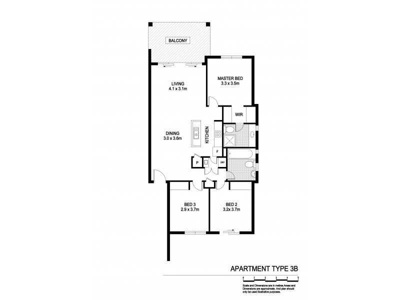 4/9 Ibera Way, Success WA 6164 Floorplan