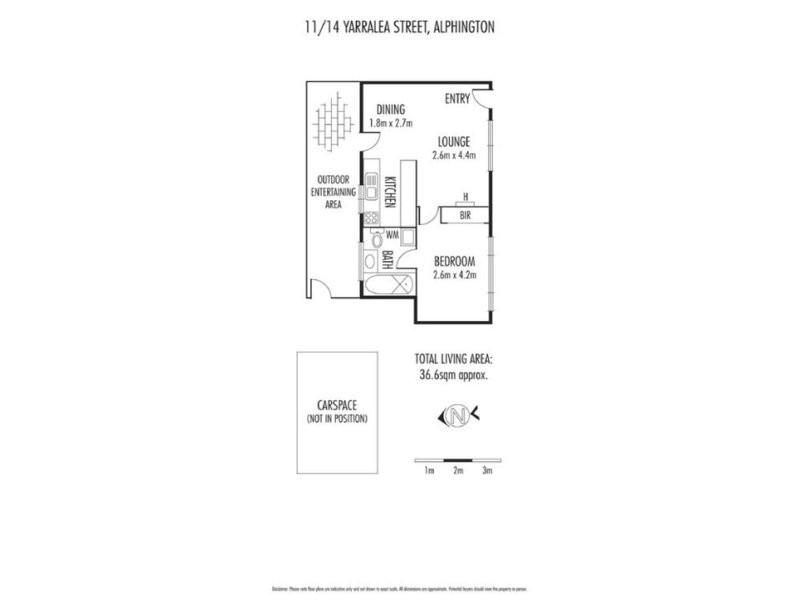 11/14 Yarralea Street, Alphington VIC 3078