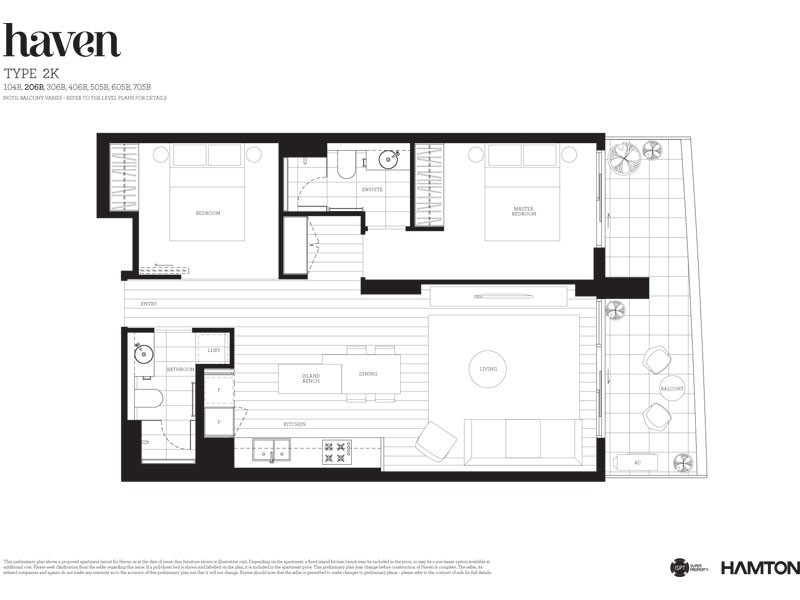 Abbotsford VIC 3067 Floorplan