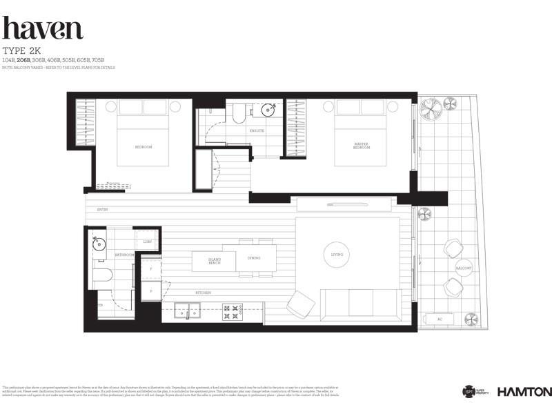 Abbotsford VIC 3067 Floorplan