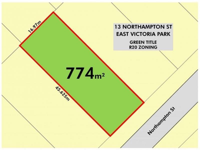 13 Northampton Street, East Victoria Park WA 6101