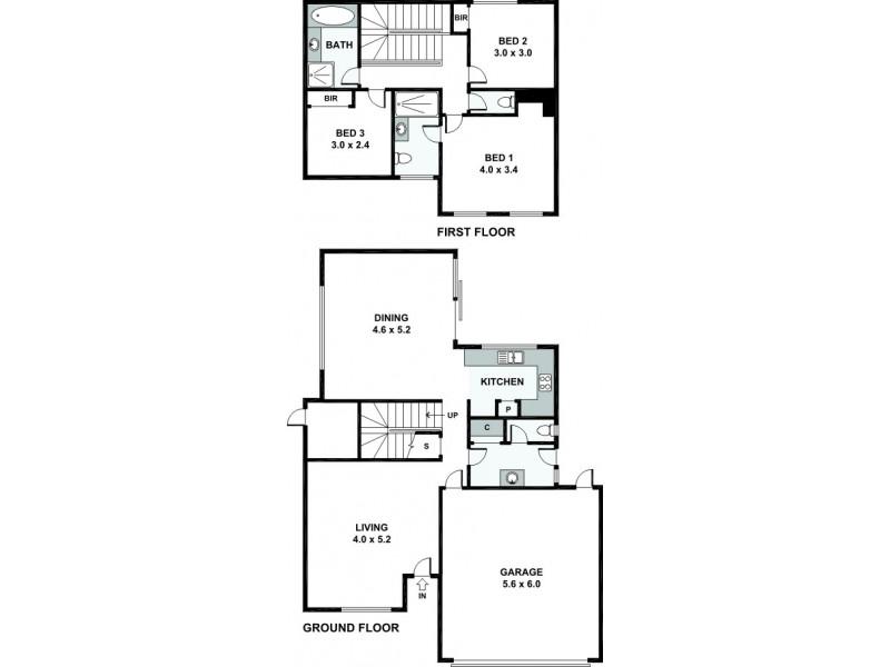 45C Somerset Street, East Victoria Park WA 6101 Floorplan