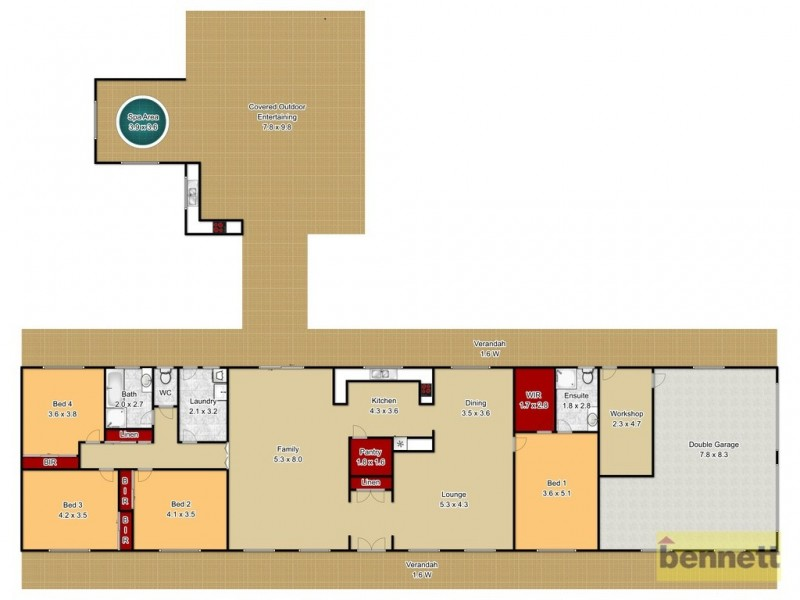 42-48 Kenmare Road, Londonderry NSW 2753 Floorplan