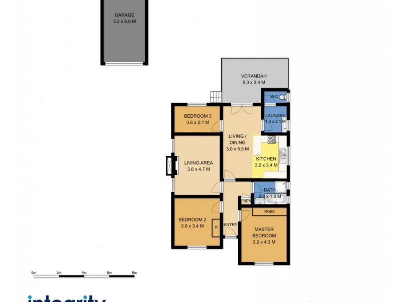 102 Jervis Street, Nowra NSW 2541 Floorplan