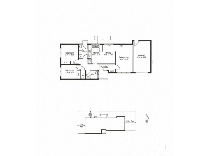3/199 Queen Street, Altona VIC 3018 Floorplan