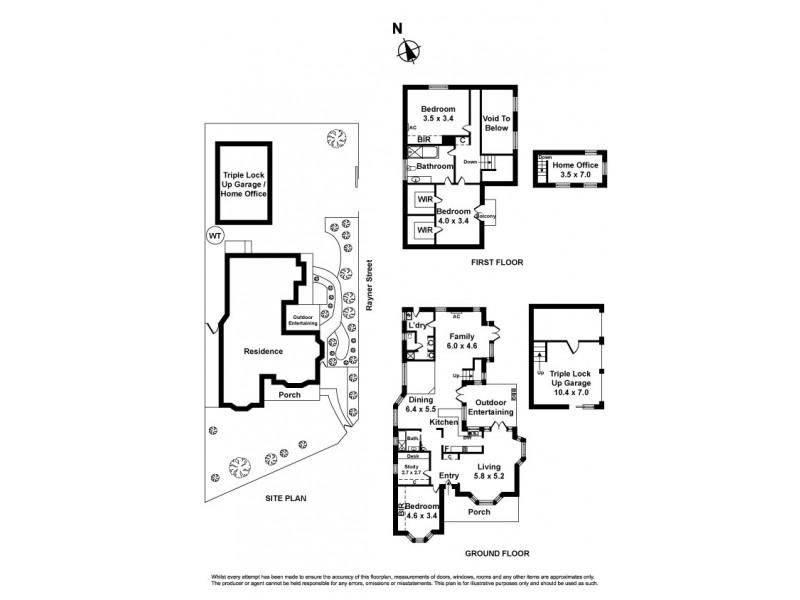 117 Blyth Street, Altona VIC 3018 Floorplan
