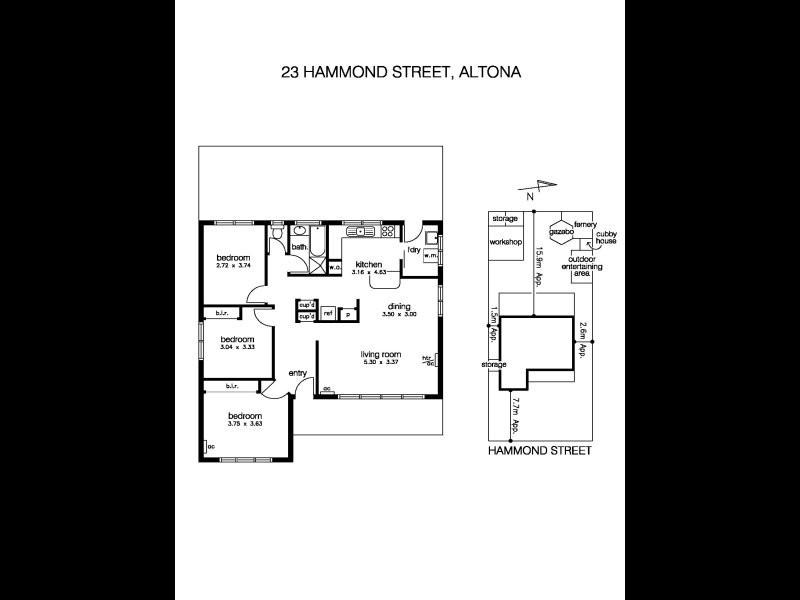 23 Hammond Street, Altona VIC 3018