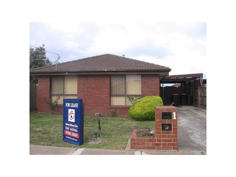 1 Sorrell Court, Altona Meadows VIC 3028