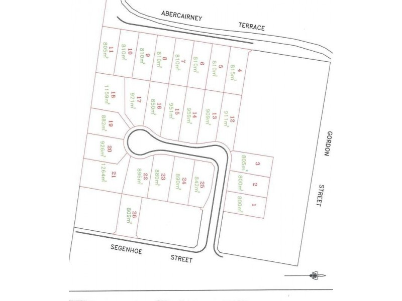 Lot 25,  Kennedy Place, Aberdeen NSW 2336