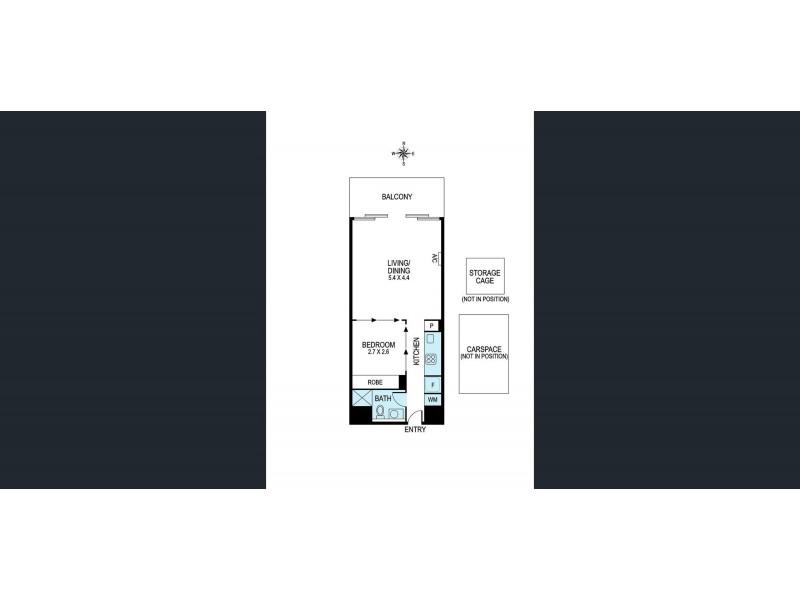 118/14 Elizabeth Street, Malvern VIC 3144 Floorplan