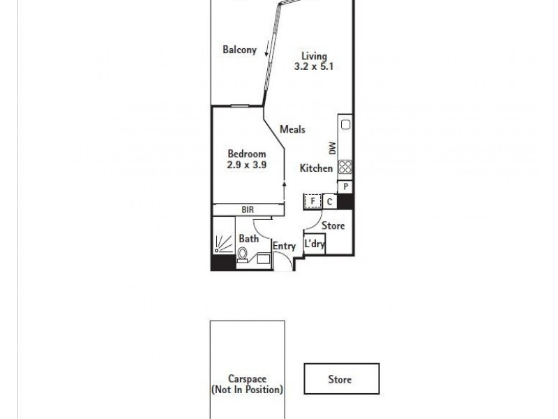 617/1 Acacia Place, Abbotsford VIC 3067