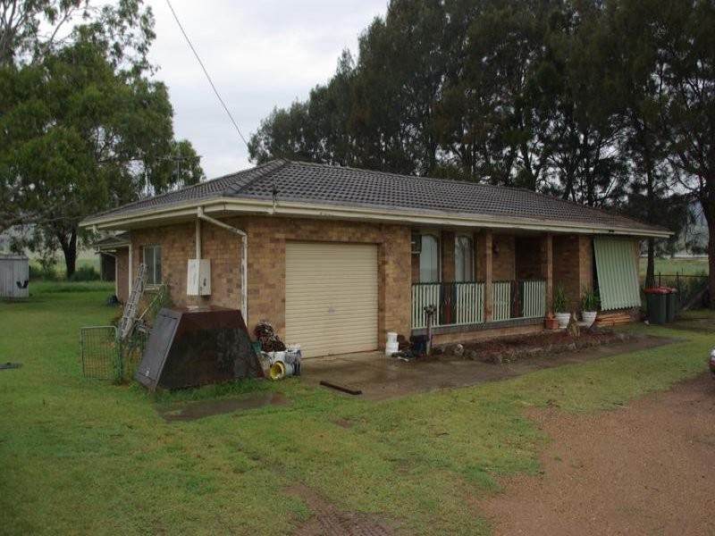 Alfred Brown Lane, Parkville NSW 2337