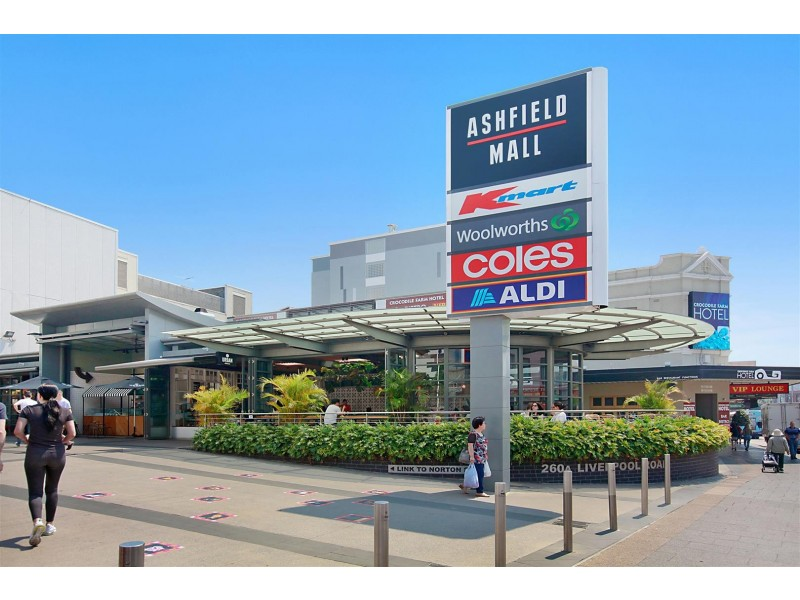 1/ 421 Liverpool Road, Ashfield NSW 2131 Floorplan