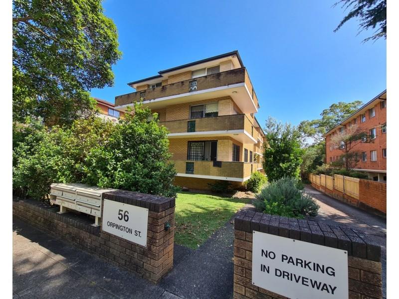 4/56 ORPINGTON STREET, Ashfield NSW 2131